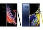 Thêm ảnh mới hé lộ thiết kế và màu sắc Galaxy Note 9