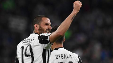 Bonucci ở Juventus