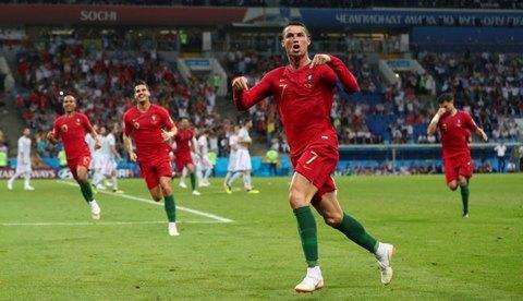 top 10 bàn thắng đẹp nhất World Cup 2018