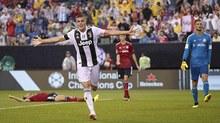 """Hiệu ứng Ronaldo giúp Juventus hạ đẹp """"Hùm xám"""""""