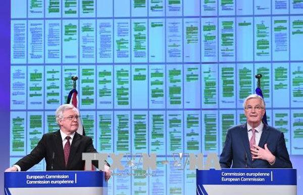 Bước đi chấn động mới của nước Anh: 'Ly hôn' EU tại WTO
