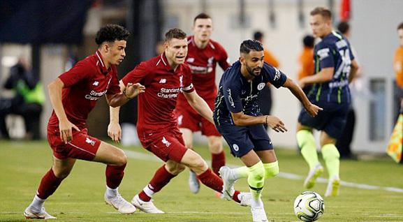 Salah bừng sáng, Liverpool ngược dòng đánh bại Man City