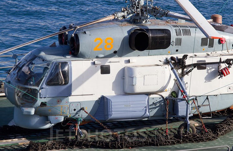 Sức mạnh trực thăng săn ngầm 'ốc sên' Ka-27 của Nga