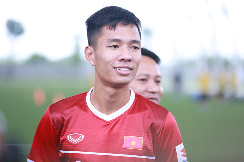 Hoàng Minh Tuấn: Ghi 1 bàn thắng vẫn lên tuyển Olympic Việt Nam