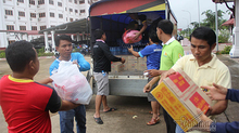 VN hỗ trợ Lào 200.000 USD khắc phục sự cố vỡ đập thủy điện