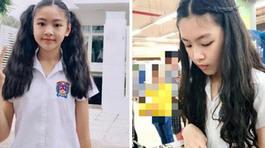 Con gái rượu của MC Quyền Linh: Càng lớn càng xinh, được dự đoán là hoa hậu tương lai