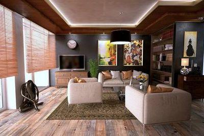 Những lưu ý khi trang trí nội thất phòng khách tuổi Sửu