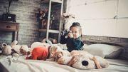 Những lưu ý phong thuỷkhi kê giường ngủ cho trẻ nhỏ