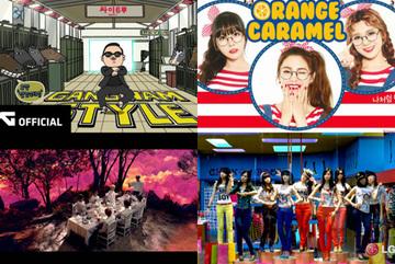'Gangnam Style' vào Top MV hay nhất thế kỷ 21