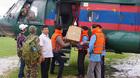 Bộ Quốc phòng điều gần 1.000 chiến sỹ sang Lào ứng cứu vụ vỡ đập