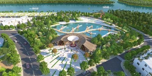 DKRA Vietnam thành công kép với Saigon Village và Saigon Riverpark