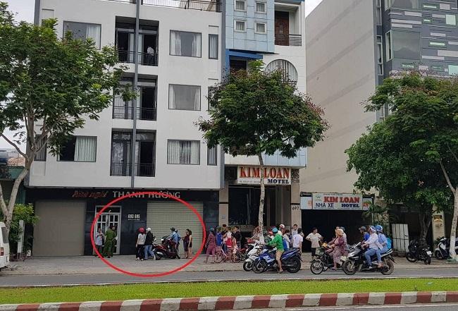 Đà Nẵng: Người đàn ông chết bất thường trong nhà nghỉ ven biển