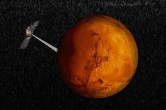 Đã tìm thấy một hồ nước lỏng trên sao Hỏa