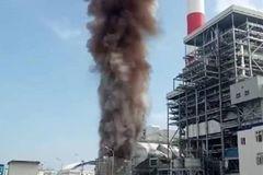 Sự thật cột khói đen phụt lên từ nhiệt điện Vĩnh Tân khiến người dân lo sợ