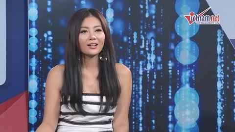 Thanh Hương nói về chồng