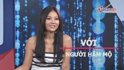 Thanh Hương nói về fan cuồng