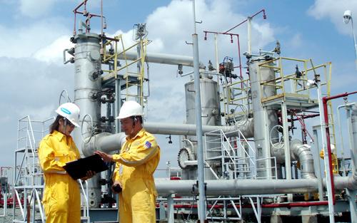 6 tháng đầu năm, KĐN hoàn thành vượt mức sản lượng khí