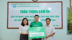 Grab lan toả tình yêu công nghệ đến trẻ Việt