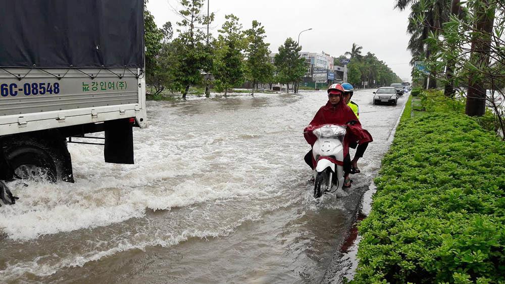 Thời tiết Hà Nội 5 ngày tới: Mưa to đến hết tuần