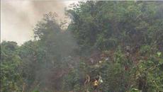 Bộ Quốc phòng thông tin vụ máy bay quân sự Su-22 rơi ở Nghệ An