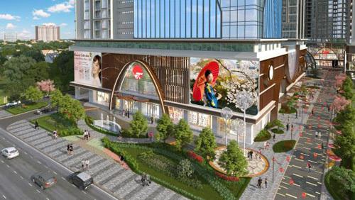 Hinode City hút khách bằng chất lượng dịch vụ