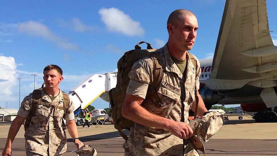 Mỹ hiện diện sâu ở Australia, đẩy lùi đe dọa từ Trung Quốc