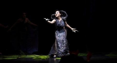 Phạm Khánh Ngọc nhập tâm trong vở 'Cây sáo thần'