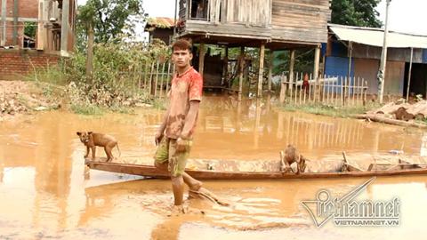 Lũ ở Lào