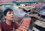 Tiểu thương tiết lộ lý do không ngờ khiến chợ Gạo tan thành tro