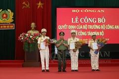 Đại tá Dương Văn Tính làm GĐ Công an tỉnh Bắc Kạn