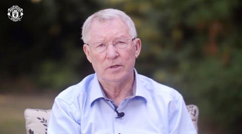 Video Sir Alex Ferguson cảm ơn người hâm mộ