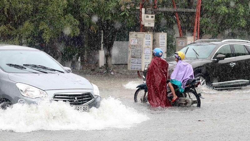 Dự báo thời tiết 27/7: Mưa to, nguy cơ lũ quét ở nhiều tỉnh