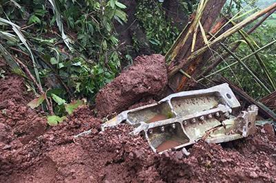Vụ máy bay rơi ở Nghệ An: Xem xét công nhận 2 phi công là liệt sĩ