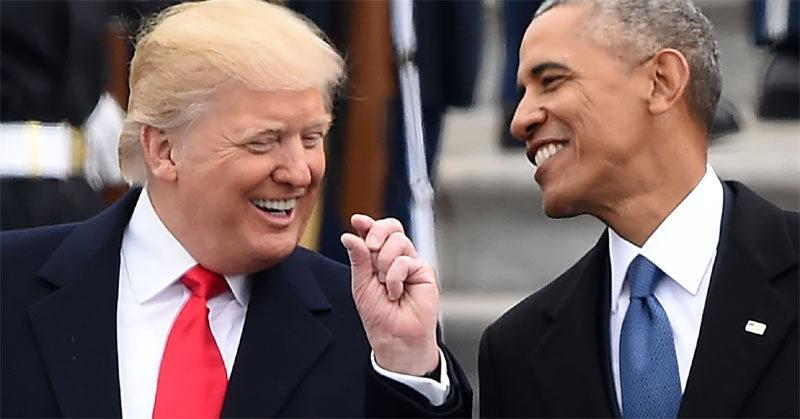 Ông Trump tiết lộ cuộc trò chuyện với Obama về Kim Jong Un