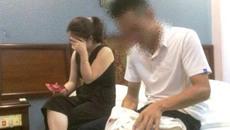 Tin mới nhất vụ CSGT bị bắt quả tang trong nhà nghỉ với cô giáo đã có chồng