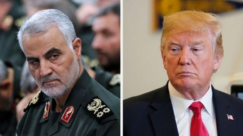 Tướng Iran đanh thép cảnh báo ông Trump