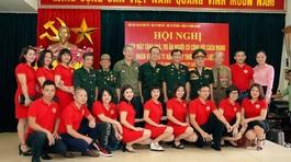 Hội 76 Sơn Tây tri ân ngày Thương binh liệt sỹ