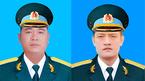 Lễ viếng, truy điệu 2 phi công Su-22 tại Nghệ An