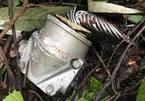 Vụ máy bay Su-22 rơi ở Nghệ An: Tìm thấy hộp đen