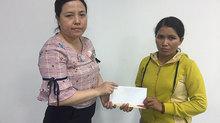 Bé H Mĩ Hạnh Êban được bạn đọc ủng hộ 14.655.000 đồng