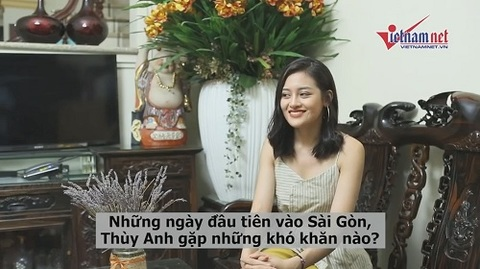 Thùy Anh kể chuyện Sài Gòn