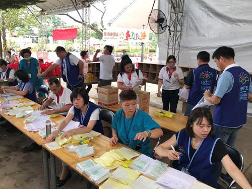 Vedan khám bệnh, phát thuốc miễn phí cho người nghèo Đồng Nai