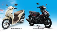 Honda 'tung bão' khuyến mại xe số