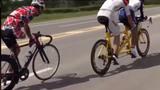 Khâm phục chàng trai đua xe chỉ bằng 1 chân