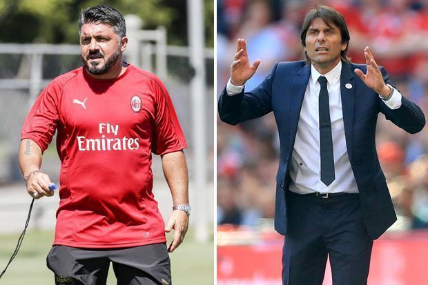 MU đổi kèo chuyển nhượng, Milan bác bỏ mời Conte