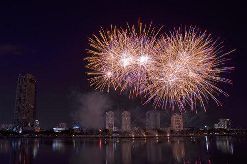 Nâng tầm lễ hội pháo hoa, Đà Nẵng thêm sức hút