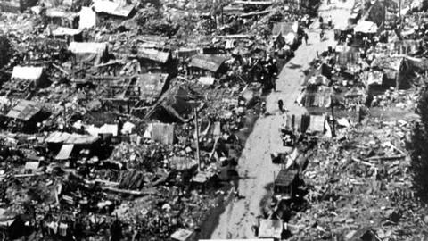 Động đất Đường Sơn, Trung Quốc 1976