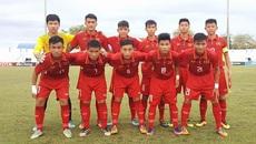Bảng xếp hạng U16 Việt Nam tại giải U16 Đông Nam Á 2018