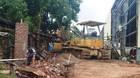 Thanh Hóa: Tường ràonhà máy đổsập, đè chết 2công nhân