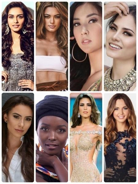 Thân hình siêu hot của 8 cô gái đẹp nhất thế giới